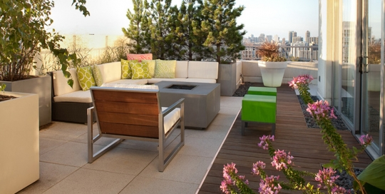 Modern Rooftop Innovative Ideas 01