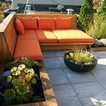 Outdoor Living Bench 05