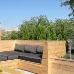 Outdoor Living Bench 13