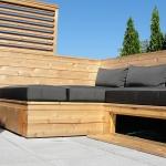 Outdoor Living Bench 14