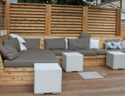 Outdoor Living Bench1