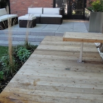 Outdoor Living Bench 18