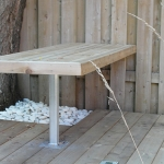 Outdoor Living Bench 19