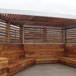 Outdoor Living Bench 20