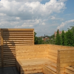 Outdoor Living Bench 21