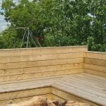 Outdoor Living Bench 22