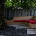 Outdoor Living Bench 24
