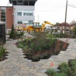 Outdoor Living Space for Employees 06