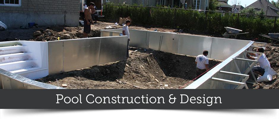 Pool Construction & Design