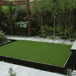 Backyard Synthetic Grass 01