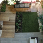 Backyard Synthetic Grass 04
