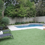 Backyard Synthetic Grass 06